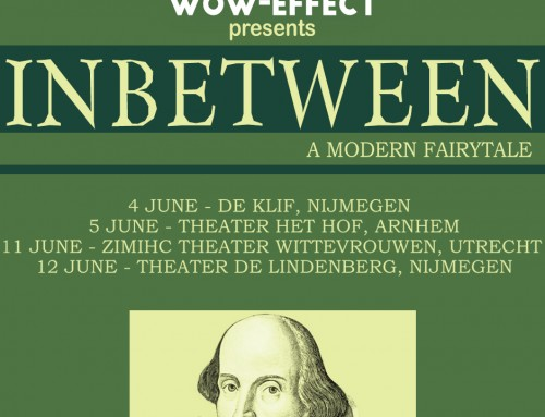 PRESS RELEASE: WOW-EFFECT Theater performs INBETWEEN