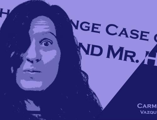 Character Wackyparse – Carmen Vazquez